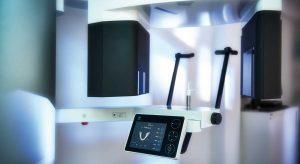 Escáner CBCT para endodoncias
